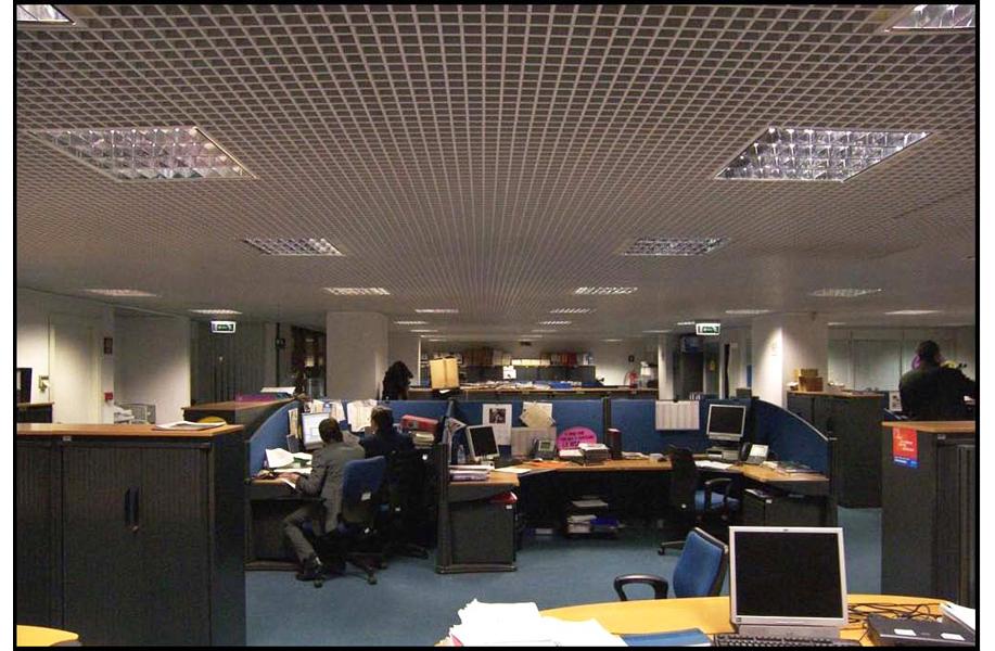 Illuminazione Ufficio Open Space : Astrapto light designers